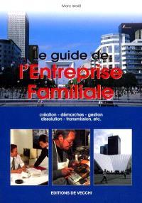 Le guide de l'entreprise familiale