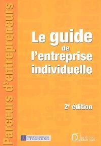 Le guide de l'entreprise individuelle