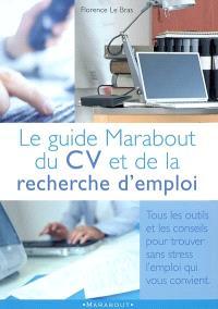 Le guide Marabout du CV et de la recherche d'emploi