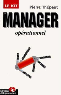 Le kit du manager opérationnel
