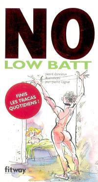 No low batt
