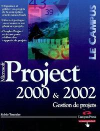 Project 2000 et 2002