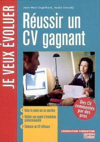 Réussir un CV gagnant