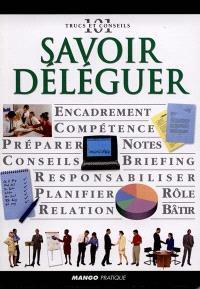 Savoir déléguer