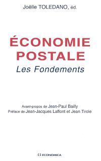 Economie postale : les fondements