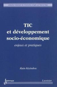 TIC et développement socio-économique : enjeux et pratiques