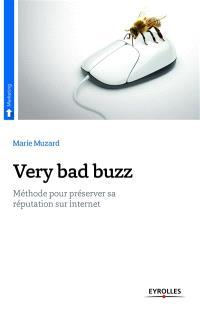 Very bad buzz : méthode pour préserver sa réputation sur Internet