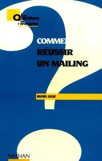 Comment réussir un mailing
