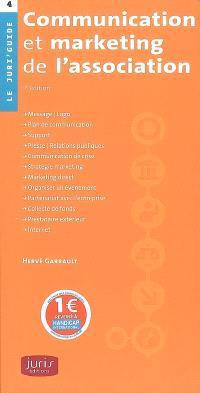 Communication et marketing de l'association