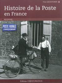Histoire de la Poste en France