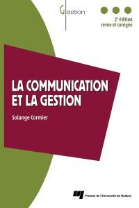 La communication et la gestion