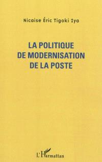 La politique de modernisation de La Poste
