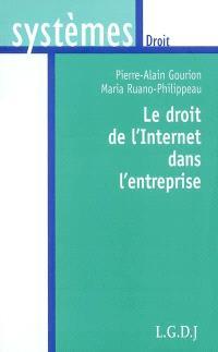 Le droit de l'Internet dans l'entreprise