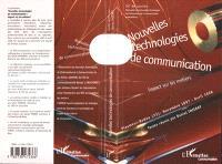 Nouvelles technologies de communication : impact sur les métiers : séminaire, Pleumer-Bodou (22) novembre 1997-avril 1998