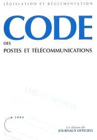Code des postes et télécommunications 2004