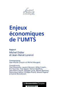 Enjeux économiques de l'UMTS