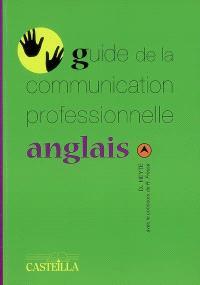 Guide de la communication professionnelle, anglais