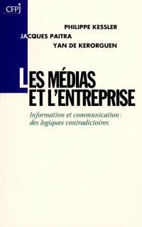 Les médias et l'entreprise : entre la communication et la promotion, quelle place pour l'information ?