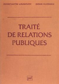 Traité de relations publiques