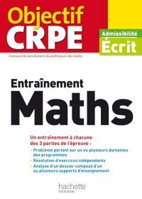 Entraînement en maths : admissibilité écrit