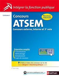 Concours ATSEM : catégorie C, concours externe, interne et 3e voie