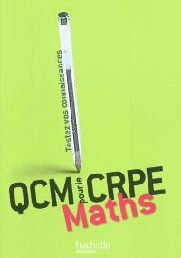 QCM pour le CRPE, maths : testez vos connaissances