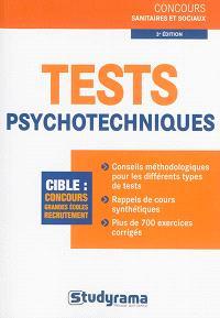 Tests psychotechniques : cible concours, grandes écoles, recrutement