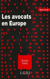 Les avocats en Europe