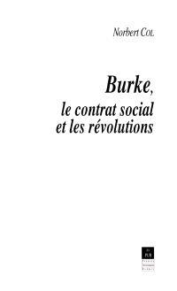 Burke, le contrat social et les révolutions