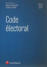Code électoral : 2017