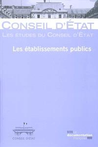 Les établissements publics