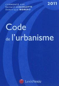 Code de l'urbanisme 2011