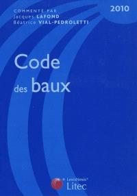 Code des baux 2010