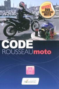 Code Rousseau moto : permis A-A1 : préparation à l'examen