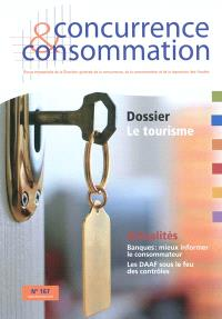 Concurrence & consommation. n° 167, Le tourisme