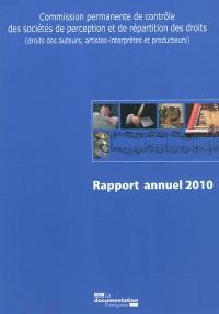 Huitième rapport annuel : mai 2011