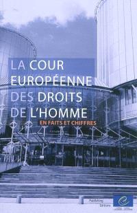 La Cour européenne des droits de l'homme en faits et en chiffres