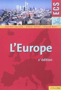 L'Europe : ECS