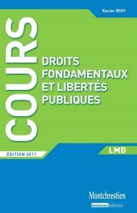 Droits fondamentaux et libertés publiques