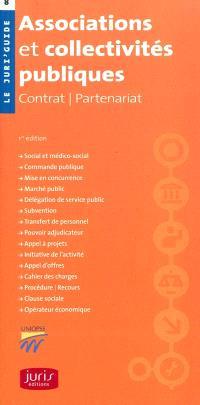 Associations et collectivités publiques : contrat-partenariat