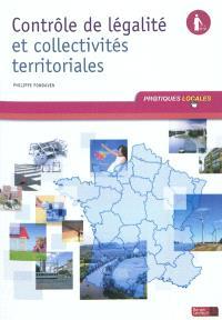 Contrôle de légalité et collectivités territoriales