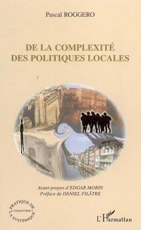 De la complexité des politiques locales : systèmes d'action et enseignement supérieur dans les villes moyennes de Midi-Pyrénées