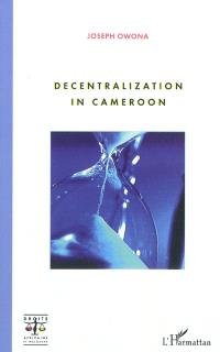 Decentralisation in Cameroon