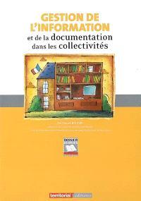 Gestion de l'information et de la documentation dans les collectivités