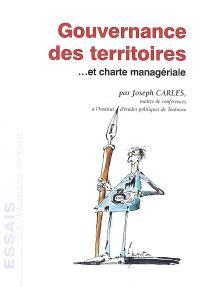 Gouvernance des territoires et charte managériale