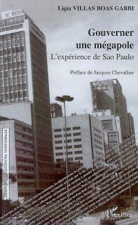 Gouverner une mégapole : l'expérience de Sao Paulo