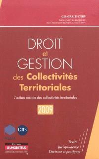 L'action sociale des collectivités territoriales