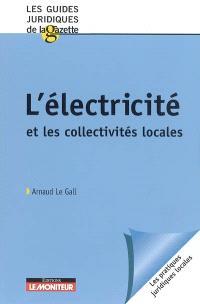 L'électricité et les collectivités locales