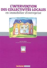 L'intervention des collectivités locales en immobilier d'entreprise