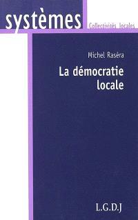 La démocratie locale